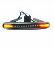 U-tube rear frame tail light