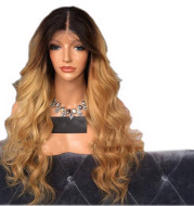 Matte synthetic hair