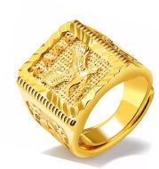 Sailboat men's ring