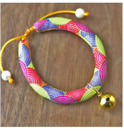 Cat bell ornament collar
