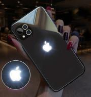 Shiny glass phone case