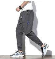 Men's casual pants Korean large men's sports pants