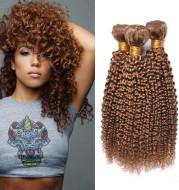 kinky curly wave human hair 27#