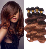 Real hair wig female real hair wavy body wave
