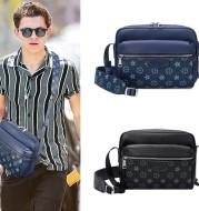 Men's shoulder crossbody bag