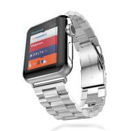 Flexible tempered glass film watch