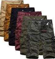 Cotton overalls for men
