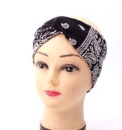Bohemian style ladies cashew headband