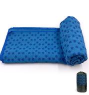 Yoga mat towel