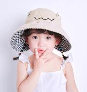Children's Hat Summer Korean Top Hat