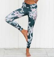 Women's printed running Yoga Pants