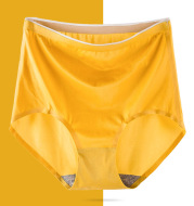 Abdominal ice silk seamless underwear