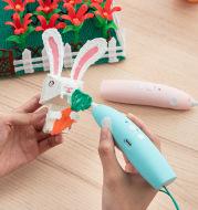 3D Printing Pen Smart Graffiti Pen Three-dimensional Painting Pen Charging