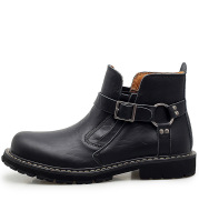 Martin boots men's first layer cowhide boots