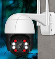 Wireless WiFi surveillance camera ball machine