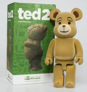 Violent bear building blocks
