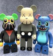 Violent Bear Stitch Toys