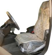Car repair disposable seat cover