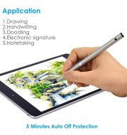 Pad capacitive pen