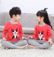 Cotton wool underwear set children's clothing