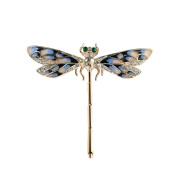Jewelry Dragonfly Brooch
