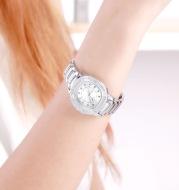 Steel Band Quartz Watch
