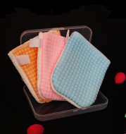 Glove-style face wash massage face delicate thickening sponge sponge dual-purpose face wash powder puff foaming face sponge