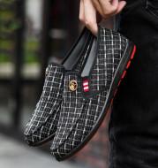 Old Beijing cloth shoes men's shoes