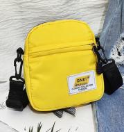 Nylon shoulder women's diagonal bag