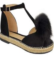 Hairball espadrilles flat sandals