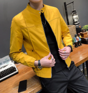 Push button jacket