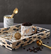 Creative handmade storage tray