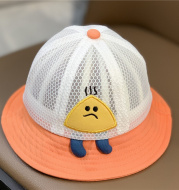 Anti-spray sun hat children fisherman hat