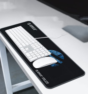 Thickened mouse pad for business office