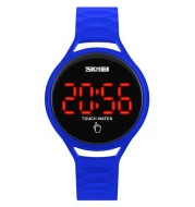 Touch screen watch waterproof electronic watch