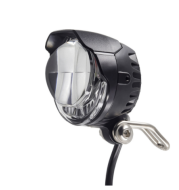 Electric car headlight