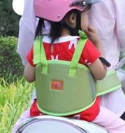 Child safety rope motorcycle child safety belt