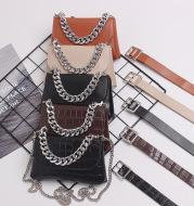 The belt belt Fanny pack is detachable