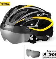 Bicycle riding helmet