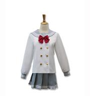 Winter sailor suit cosplay costume