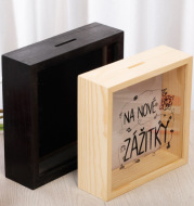 Personalize Photo Storage jars