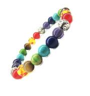 Colorful energy bracelet