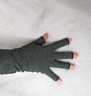 Anti swelling rehabilitation gloves