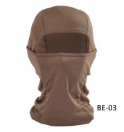 Breathable Balaclava Tactical Army Paintball Full Face Cap Bicycle Military Helmet Liner Hat