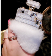 Perfume bottle box mobile phone protective sleeve