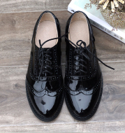 Women's spring Oxford shoes