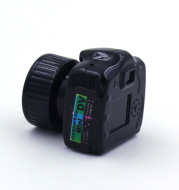 HD compact body camera