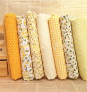 Small floral cotton cloth
