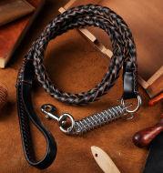 Cowhide collar