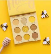 Honey glitter palette